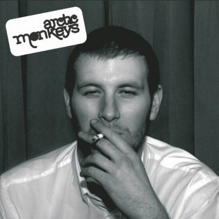 Arctic Monkeys Whatever People Say Am Thats What Am Not
