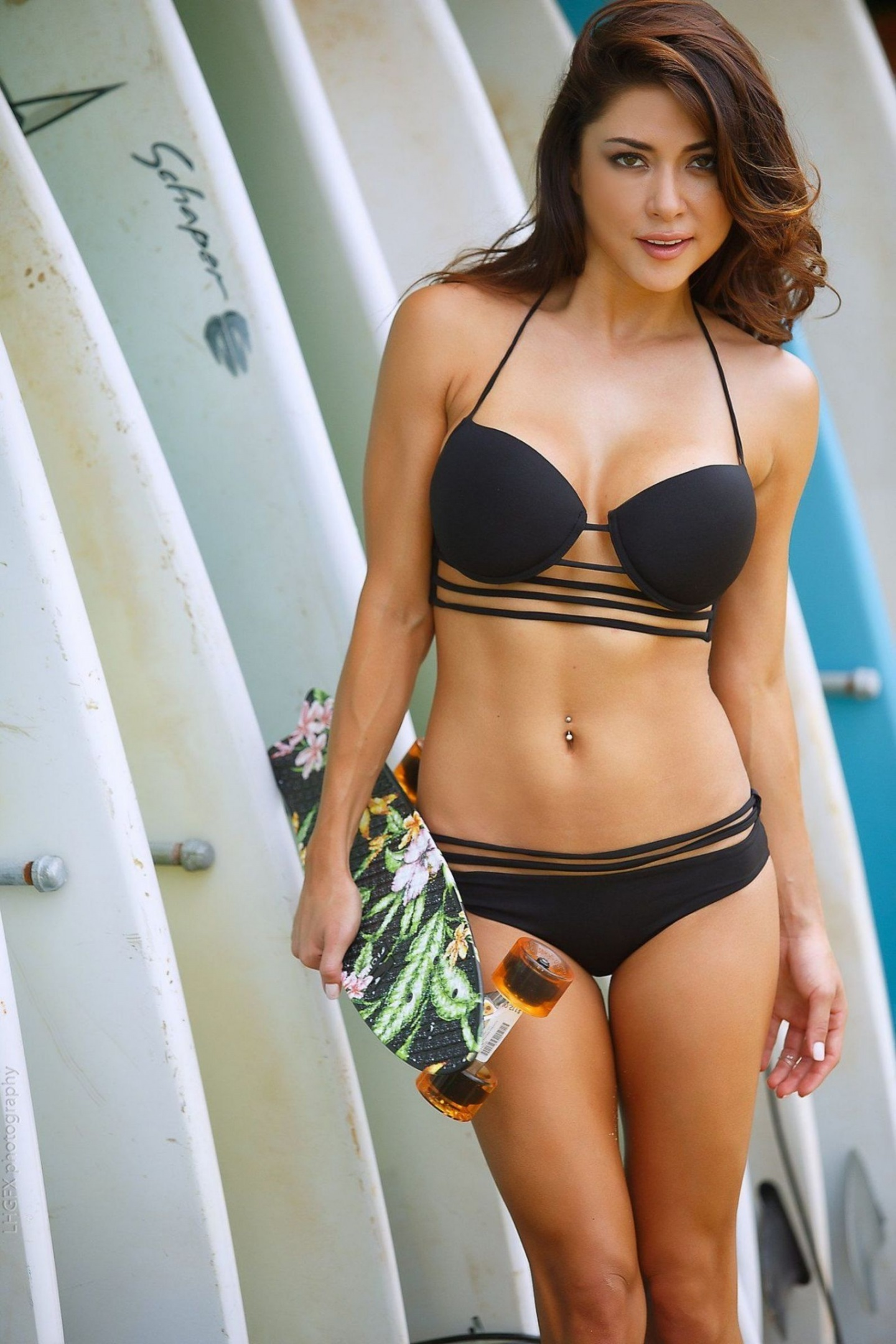 Arianny Celeste Bikini Shoot For Solkissed Swimwear Sol Gypsy Collection Arianny Celeste