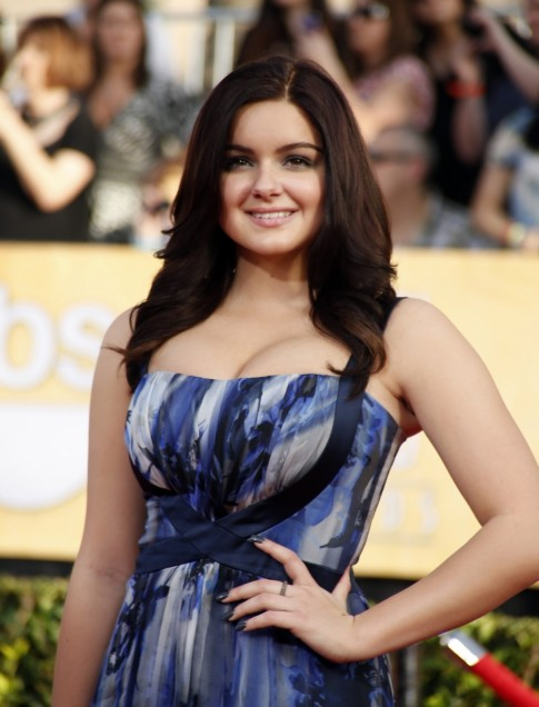 Ariel Winter Turns Ariel Winter
