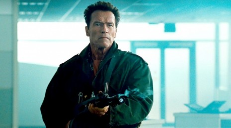 The Expendables Arnold Schwarzenegger Hot