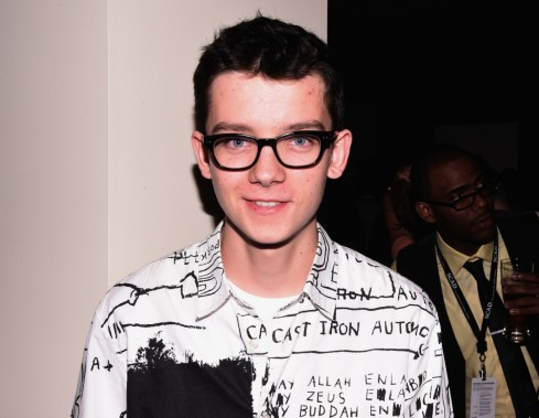 Asa Butterfield Asa Butterfield