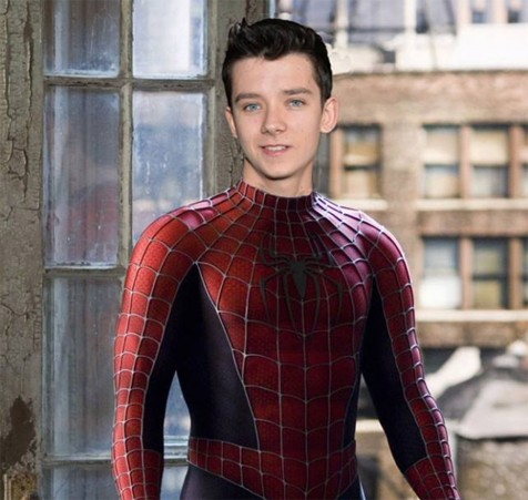Asa Butterfield Spider Man Asa Butterfield
