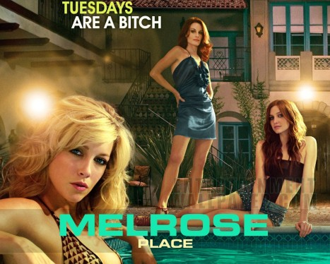 Melrose Place As Ee Simpson