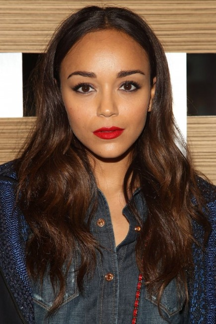 Ashley Madekwe At Launch Of For All Mankind Malhia Kent In Los Angeles