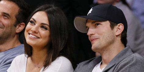 Mila Kunis And Ashton Kutcher Mila Kunis And Ashton Kutcher Welcome Baby With Mansion