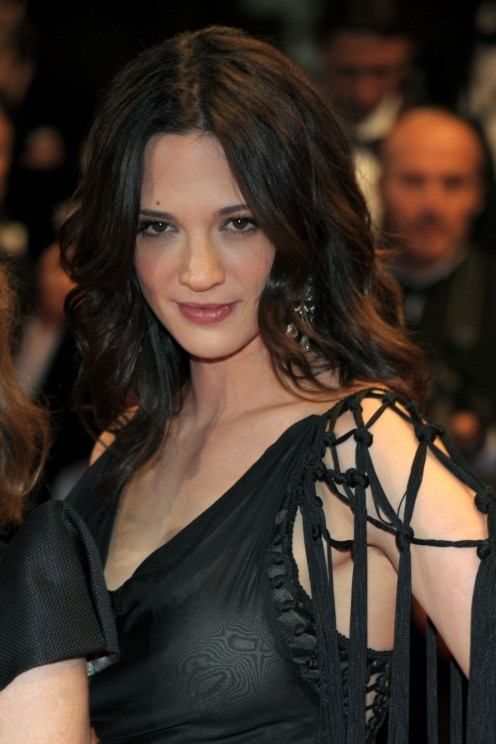 Asiaargento Face Premiere Cff Vettrinet Asia Argento