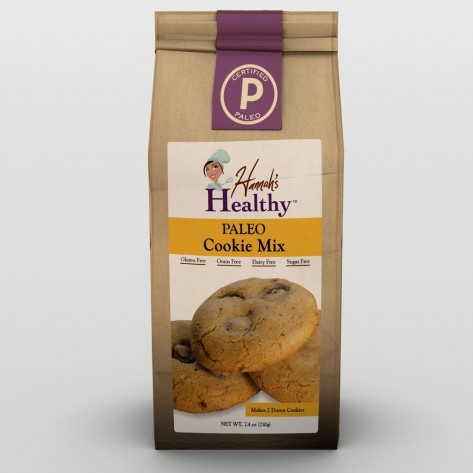 Cookie Mix Front
