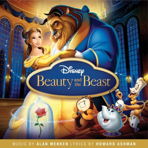Soundtracks Beauty And The Beast Soundtrack Cover Beauty And The Beast