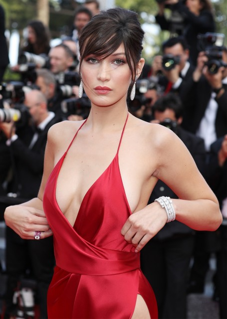 Bella Hadid Unknown Girl Premiere Cannes Full Bella Hadid