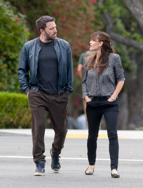 Lede Ben Affleck And Jennifer Garner File For Dovorce Ben Affleck