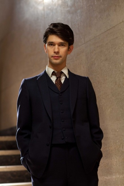 Ben Whishaw The Hour Series The Hour