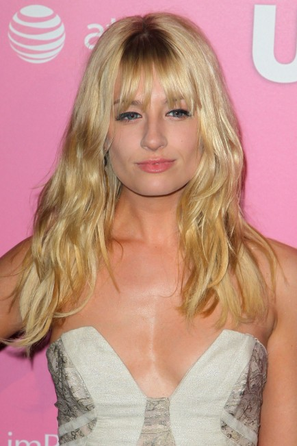 Beth Behrs Us Weekly Hot Hollywood Style Issue Event Th April