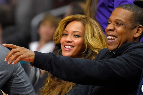 Beyonce Jay Clippers