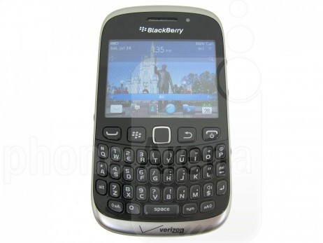 Rim Blackberry Curve Review Curve