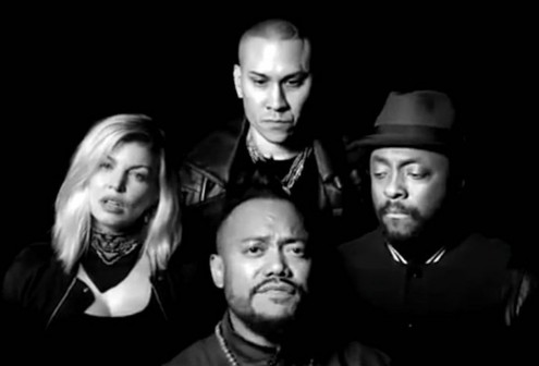 Black Eyed Peas Where Is The Love Feat The World Black Eyed Peas