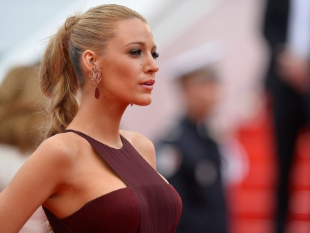 Blake Lively Hair Hairstyle Embelishment Desktop Hair