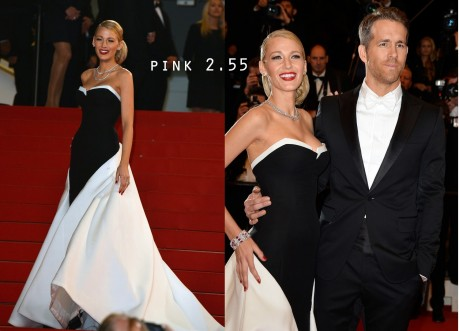 Blake Lively Ryan Reynolds Captive Cannes Premiere And Ryan Reynolds