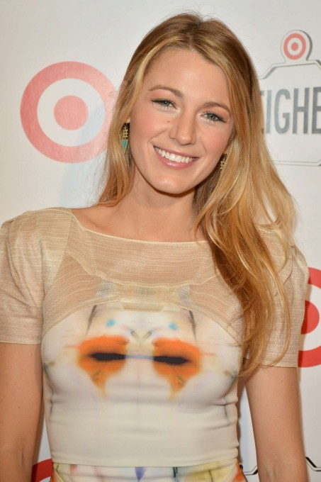 Blake Lively Target Canada Launch