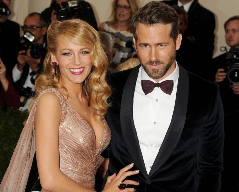 Ryan Reynolds Blake Lively Wedding