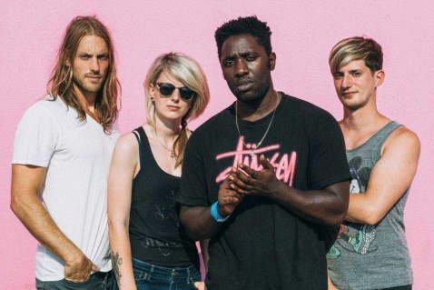 Blocparty New Bloc Party