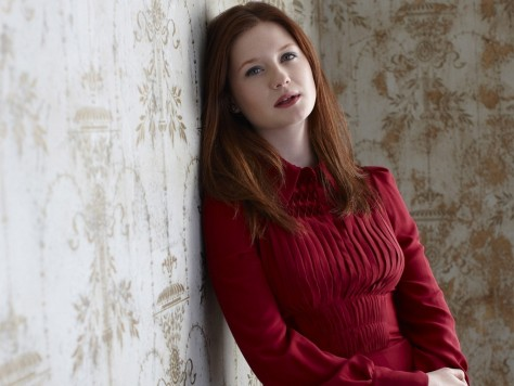 Stunning Actress Bonnie Wright Pictures Bonnie Wright