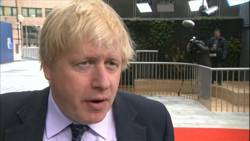 Boris Johnson Speaking About Russia Boris Johnson