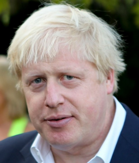 Borisjohnny Boris Johnson