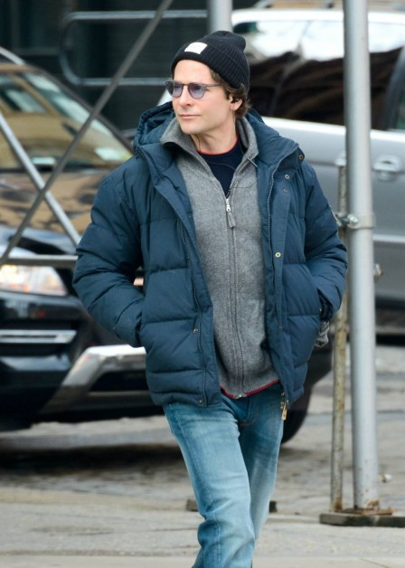 Bradley Cooper Dec Hot