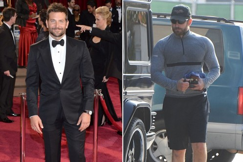 Pay Bradley Cooper Body