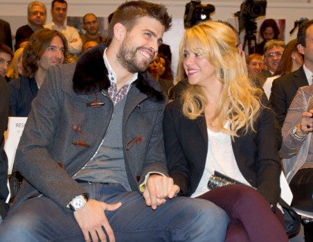 Gerard Bpique Bgirlfriend Bshakira Girlfriend