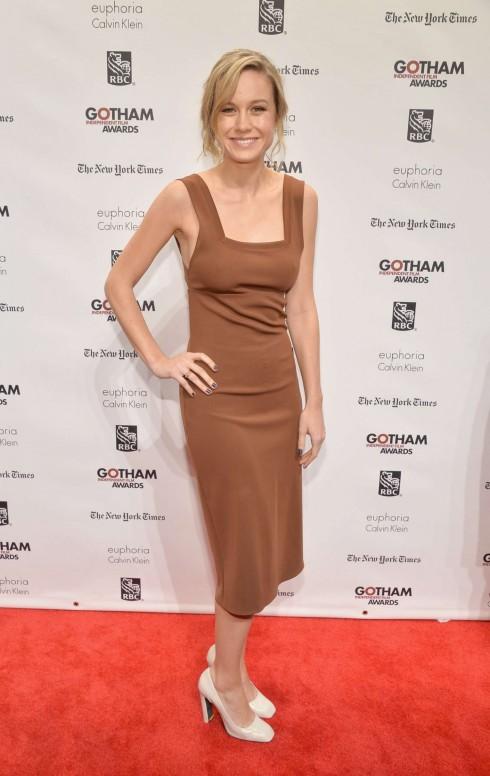 Brie Larson Gotham Independent Film Awards