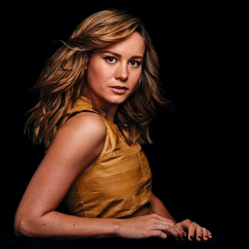 Brie Larson Photoshoot For Backstage October Brie Larson