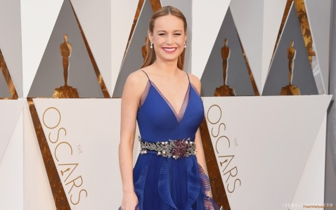 Brie Larson Th Oscar Best Actress Brie Larson