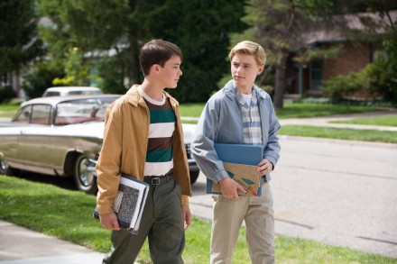 Still Of Callan Mcauliffe And Israel Broussard In Flipped