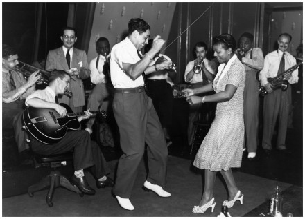 Cab Calloway Dancin With Ivie Anderson