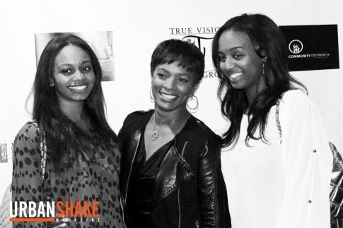 Vanessa Bell Calloway And Daughters Holla Two Premiere