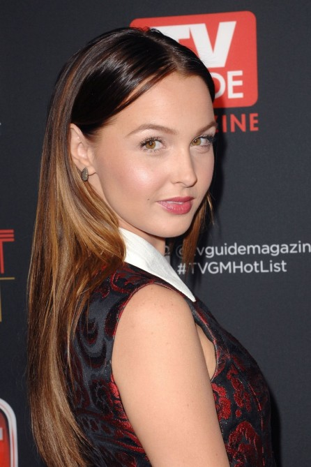 Camilla Luddington At Tv Guide Magazine Hot List Party In Hollywood