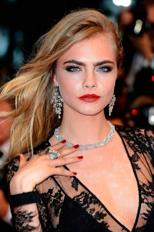 Cara Delevingne The Great Gatsby Premiere Cannes And Opening Ceremony Ftape