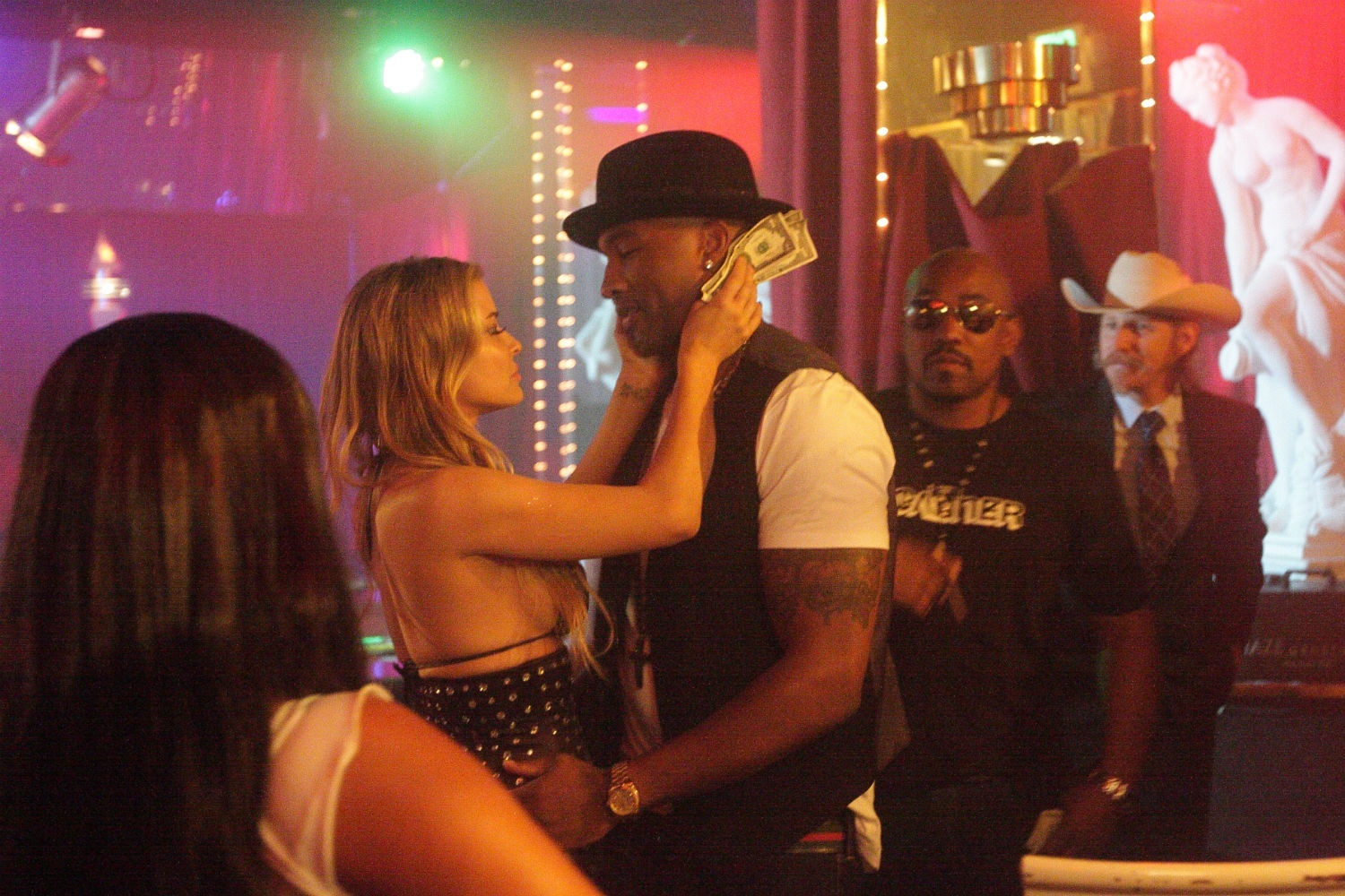 Lap Dance Carmen Electra And Datari Turner Movies