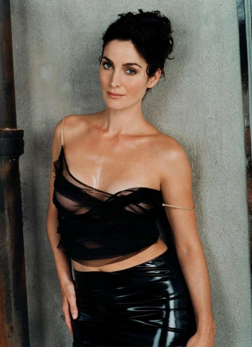 Carrie Anne Moss Movies And Films And Filmography Movies