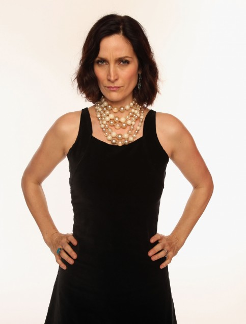 Carrie Anne Mossw Carrie Anne Moss