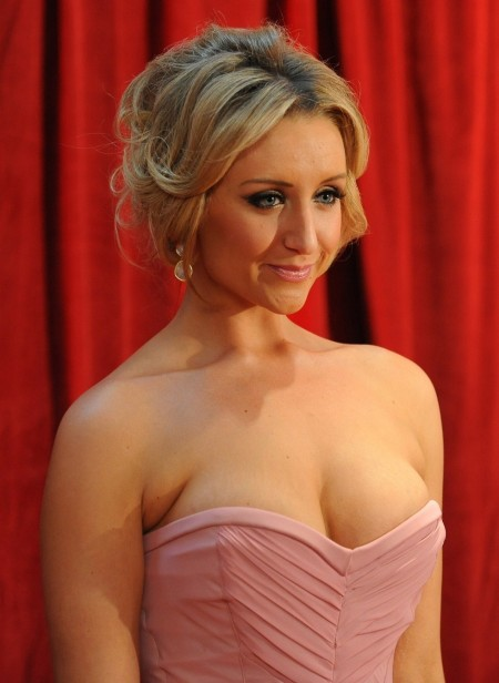 Catherine Tyldesley Pretty At The British Soap Awards In London Th April Catherine Tyldesley