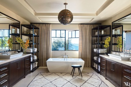 Luxury Bathrooms In Celebrity Homes Photos Architectural Digest Celebrity Interior Design Interior Design Office Interior Design Japanese Programs Home Best Blogs Designers Nyc Tips School Celebrity H