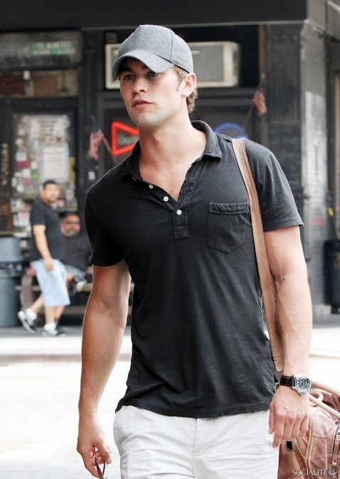 Chace Crawford Gossip Girl Fashion Chace Crawford