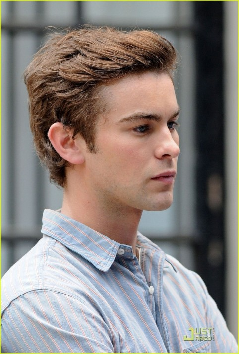 Unique Chace Crawford Hairstyles For Hairstyle Design Ideas With Chace Crawford Hairstyles Chace Crawford