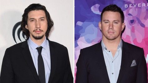 Adam Driver And Channing Tatum Split Channing Tatum