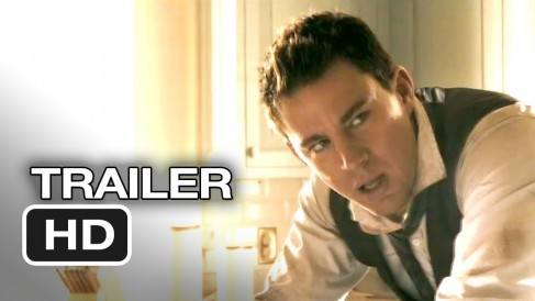 White House Down Official Trailer Jamie Foxx Channing Tatum Movie Hd Movies