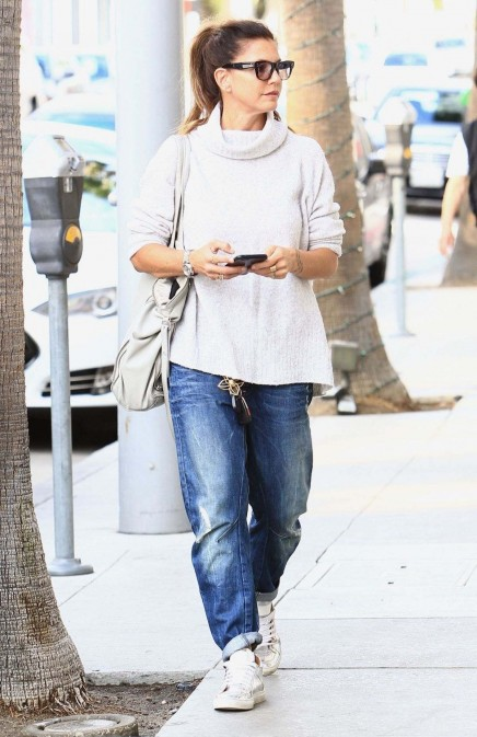 Charisma Carpenter Out And About In Los Angeles October Charisma Carpenter