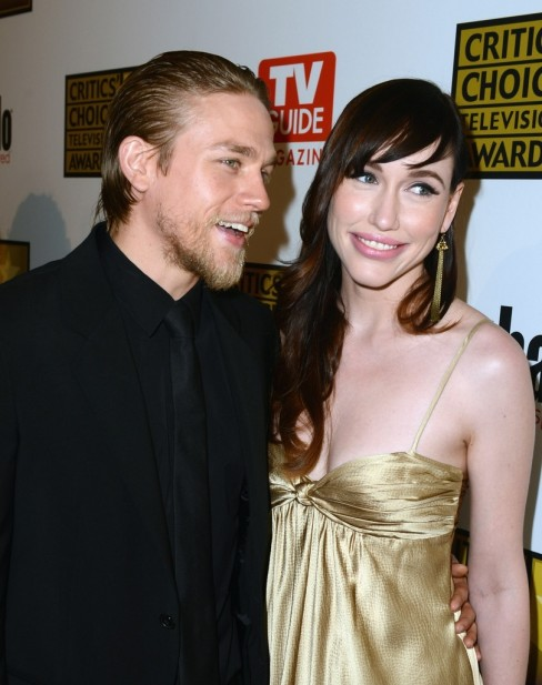 Charlie Hunnam Broadcast Television Journalists Sehg Oftmefx Tv