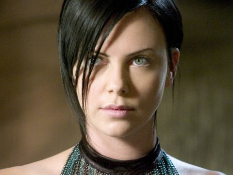 Charlize Theron Aeon Flux Wallpaper